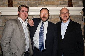 The Encore Partner Team from left to right: Kevin, Don and Ron