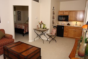 You will feel 'You're Home' in our spacious one and two-bedroom apartments.