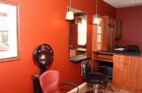 We have our our Salon