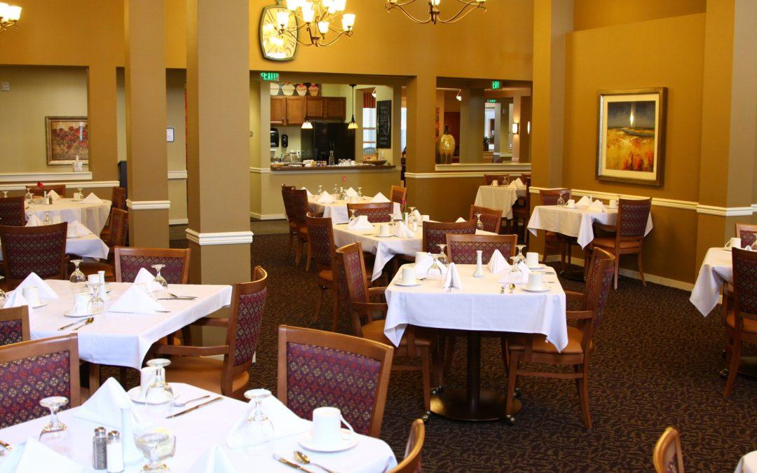 Dine in, at Caspar's Restaurant